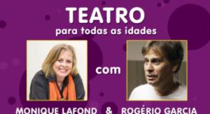 Aulas no teatro Glauco Gil – Copacabana